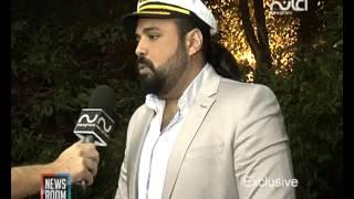 Samer Maroun Interview سامر مارون: أنا شربت من نفس النبع اللي شرب منو الفنان الهام المدفعي