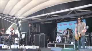 """Gilby Clarke - """"Under The Gun"""" (Long Beach, March 29, 2014)"""