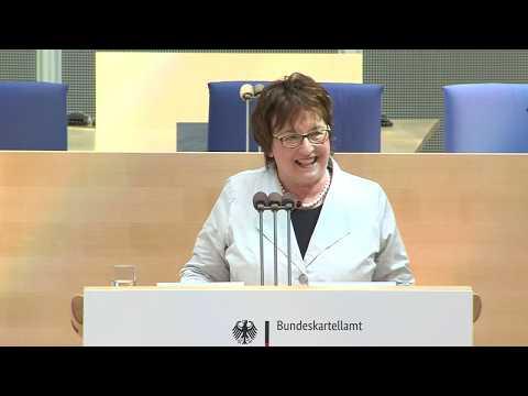 Rede Brigitte Zypries,  ehemalige Bundesministerin für Wirtschaft und Energie