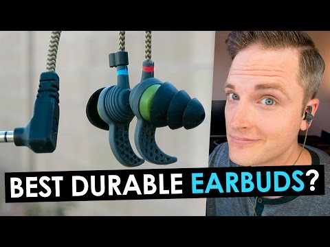 Durable Earbuds Review — Tough Tested Earbuds