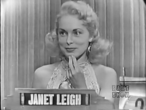 What's My Line?  Janet Leigh Apr 4, 1954 CORRECTED