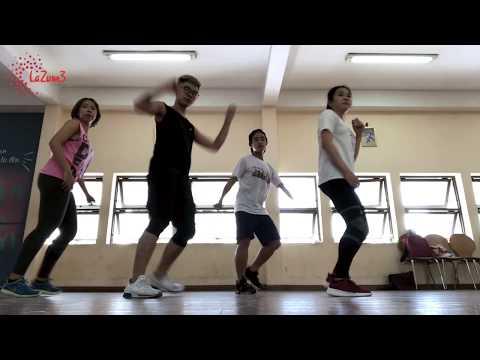 Échame La Culpa   Zumba Dance Workout   Zumba Fitness Vietnam   LaZum3   LaZum3 Saigon