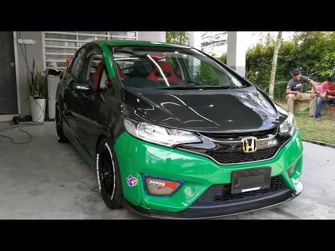 Honda Jazz GK - Car Polish/Polish Kereta Pasir Gudang, Johor