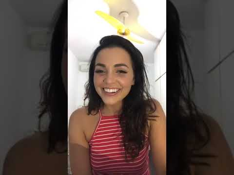 Live da Natalie Smith no Instagram dos Elas por elas parte 2