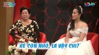 Không giống nhau trong cách dạy trẻ, dâu giấu mẹ chồng mỗi khi la mắng con