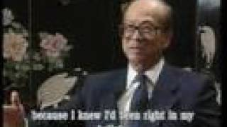 Li Ka Shing Documentary 1/16 (Eng Subbed)