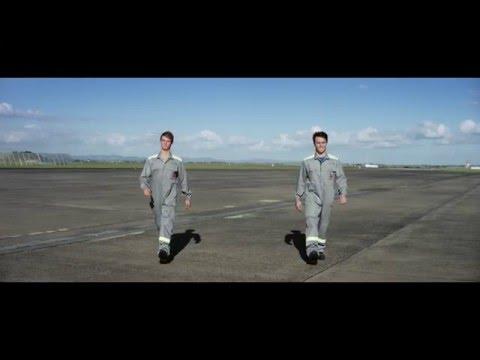 Air New Zealand with Julian Dennison presents #YouGotSprung