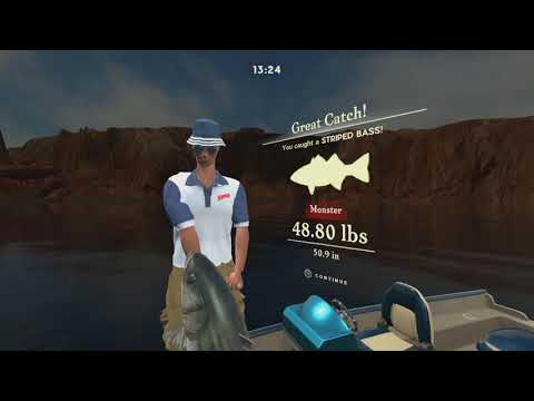 Rapala Fishing Pro Series : Lake Powell Amateur Opeing