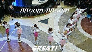 18 02 03 모모랜드 MOMOLAND 뿜뿜 BBoom BBoom 분당 게릴라 미니콘서트 직캠 4K Fancam