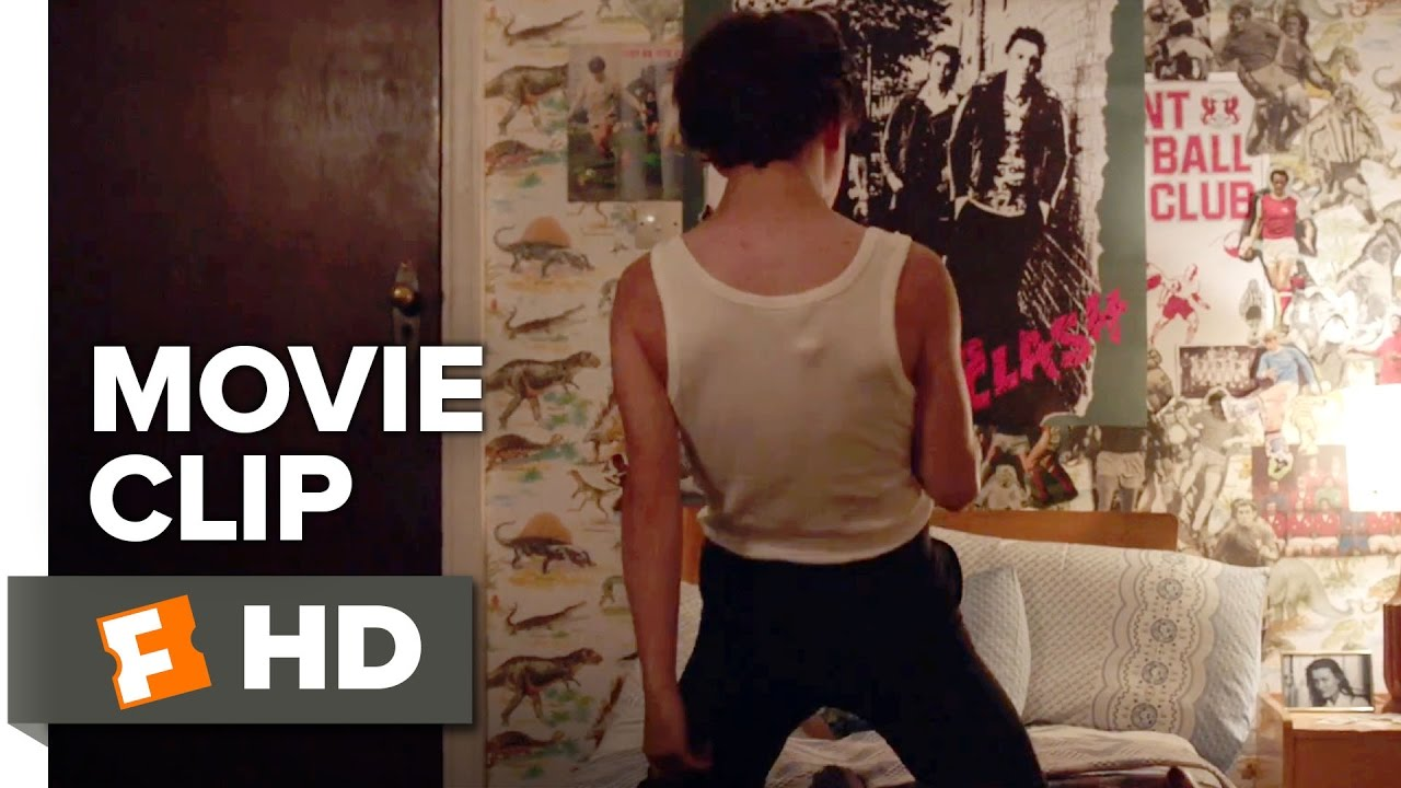 london town movie clip dancing at home 2016 jonathan