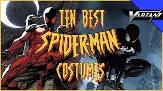 10 Best Spider Man Costumes!