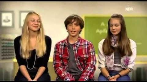 Katherina Unger, Lale H. Mann bei: Die besten Witze von A bis Z (NDR)