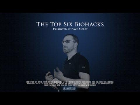 The Top Six Biohacks | Dave Asprey | Full Length HD