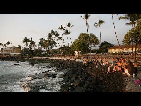 Native Hawaiians protest 'illegal annexation'