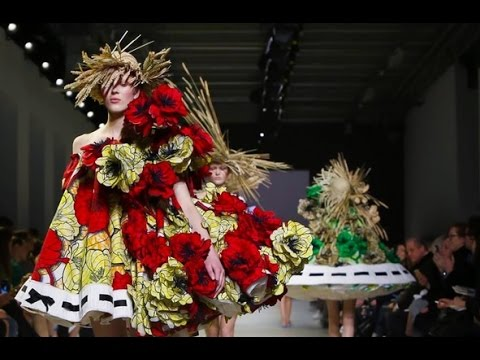 Viktor & Rolf | Haute Couture Spring Summer 2015 Full Show | Exclusive