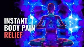 Instant Body Pain Relief: Full Body Healing   Cell Regeneration Binaural Beats