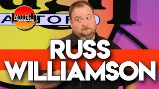 Russ Williamson | Pizza Hut Family Pack | Laugh Factory Chicago Stand Up Comedy