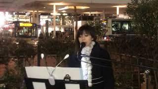 千葉県木更津市出身のピアノ弾き語りシンガーソングライターmocaによる路上ライブです♪ 楽曲は『夢想スパイラル』です。 2019年5月18日(土)...