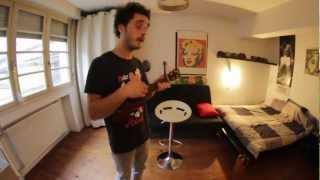 Les leçons de Nicoulélé : 4 accords pour 2 chansons !