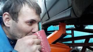 Замена заднего цилиндра тормозов ваз 2112