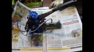 ОКА (ЗДТ + вакуумник Калина) - установка гидроручника