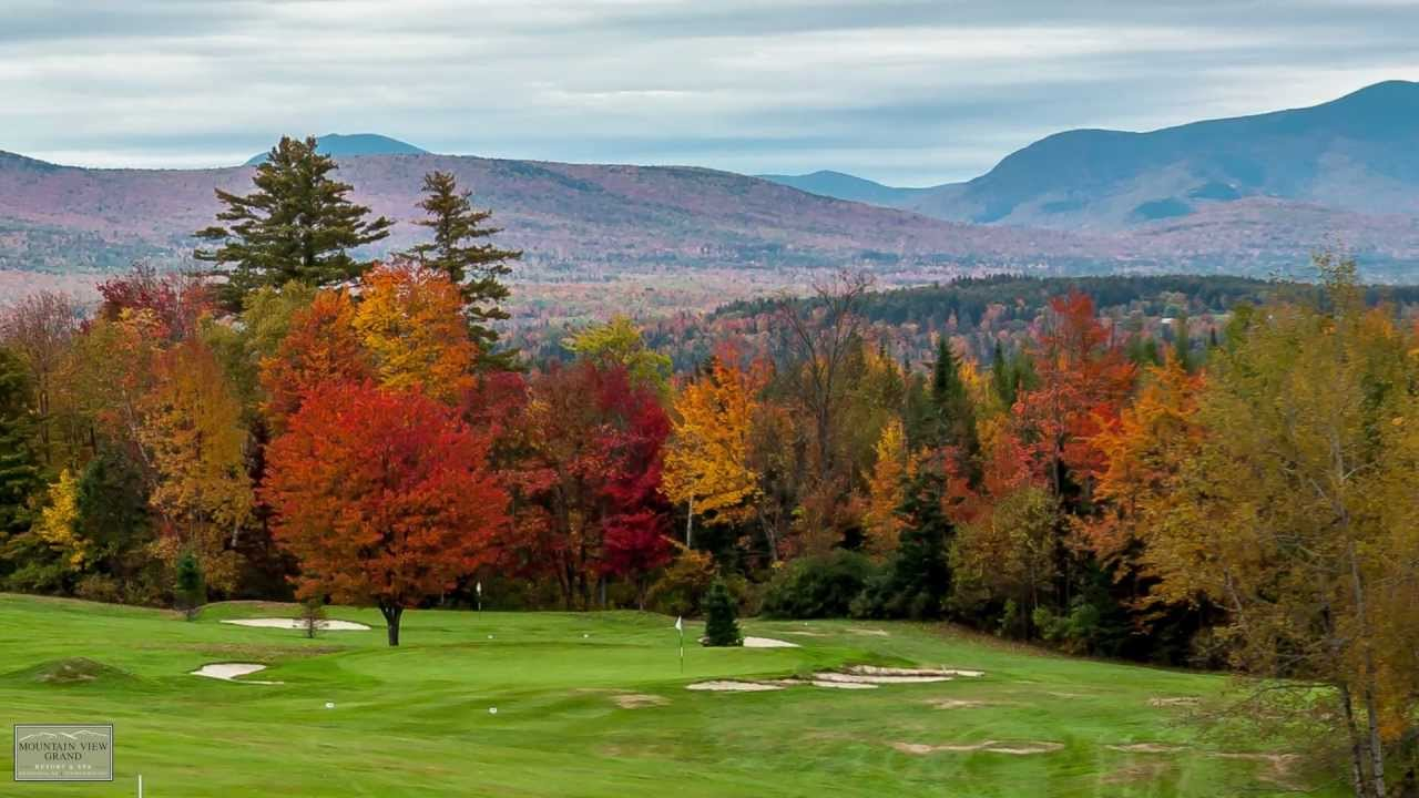 Mountain View Grand Resort Spa Golf Course Youtube
