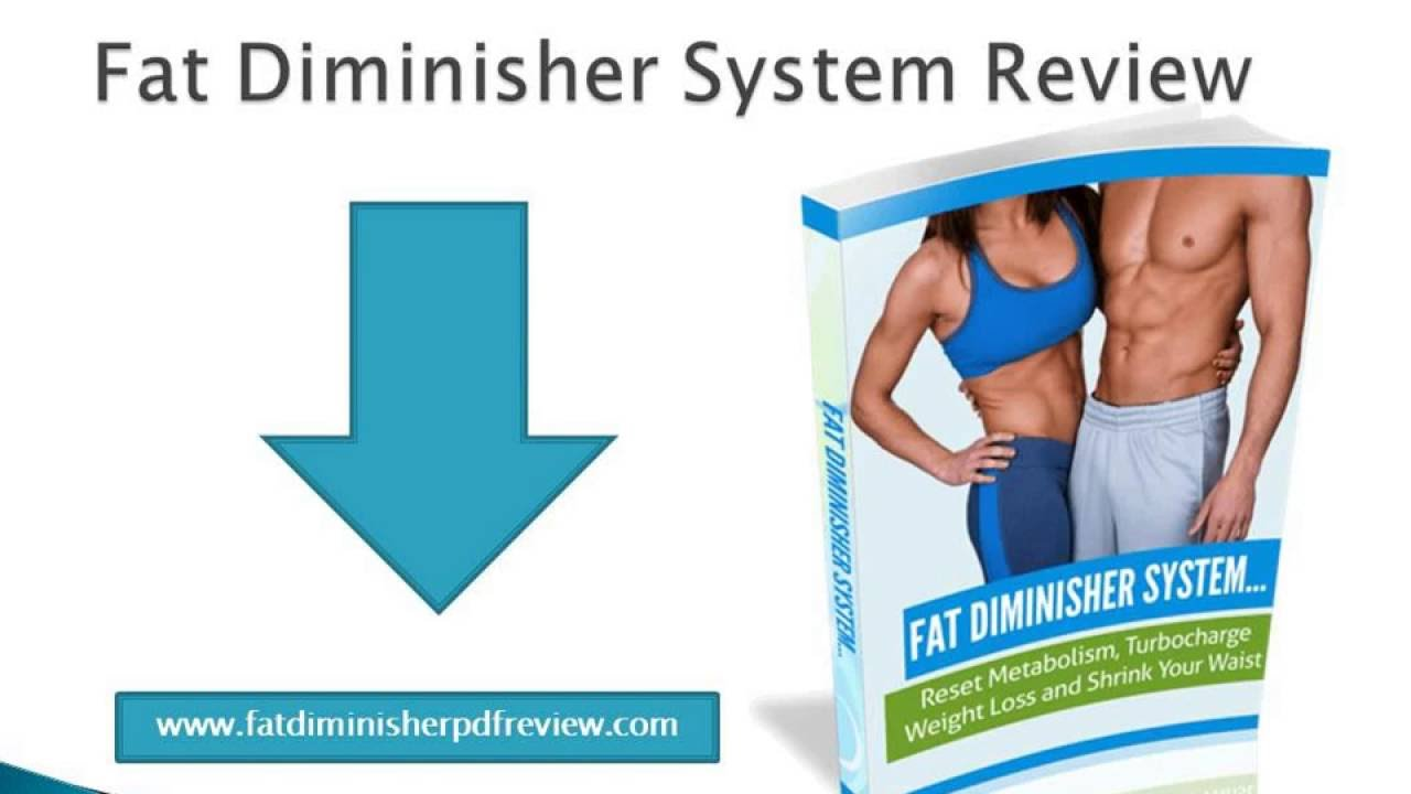 Fat Diminisher Book Pdf
