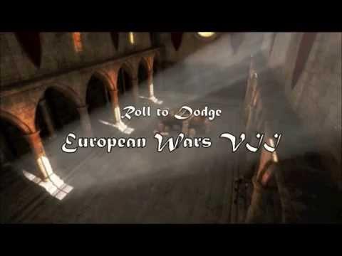European Wars VII - Timelapse