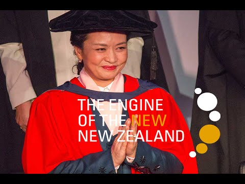 Madame Peng Liyuang, Honorary Doctorate - Full Ceremony | Massey University
