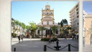 Hostal Carlos II en La Línea de la Concepción (Cádiz)
