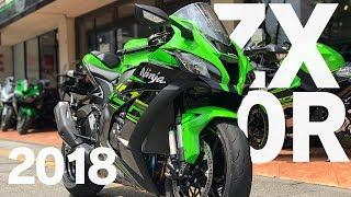ZX10Rは優秀すぎる件| Kawasaki Ninja ZX-10R 2018【モトブログ】
