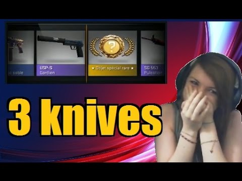 how to play with knife3 csgo