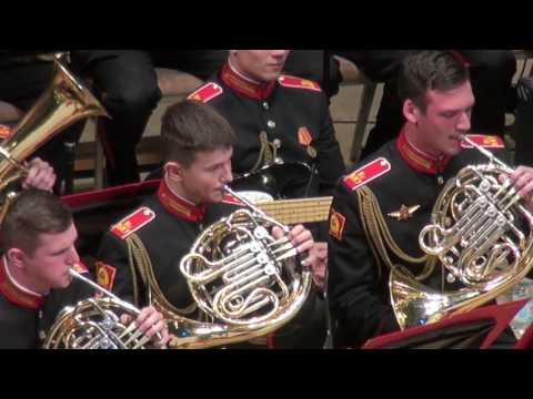 Концерт оркестра суворовцев Московского военно-музыкального училища (29.10.2016)