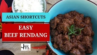 How To Cook Beef Rendang