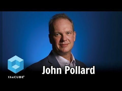 John Pollard, Zebra Technologies   Sports Data {Silicon Valley} 2018