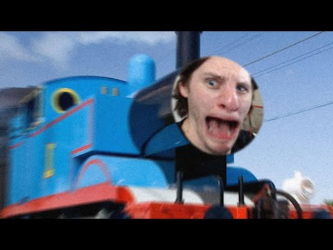Jerma Likes Train Game - Jerma Unrailed Highlights |