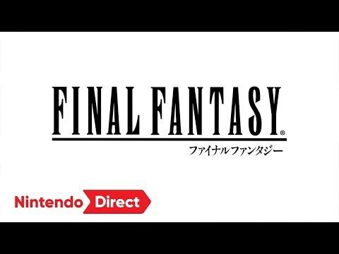 На Xbox One выйдет целый ряд легендарных частей серии Final Fantasy