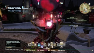 Final Fantasy XIV - A Day in the Life @ Tales of Eorzea (Aphrodite) Valentine's Day Part 3