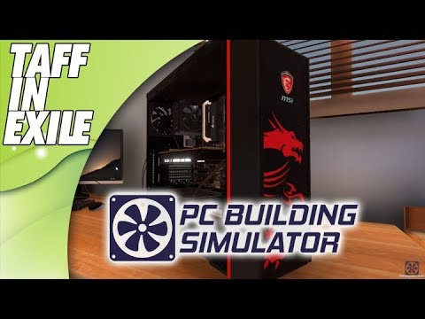 PC Building Simulator | Early Access | First Steps in PC repair