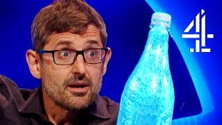 Louis Theroux Takes the #BottleCapChallenge | Best of Louis on The Last Leg!