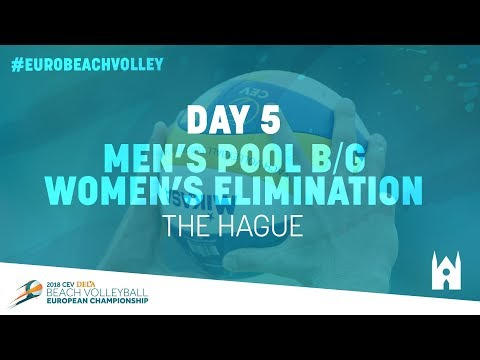 Day 5 – Men's Pool B/G / Women