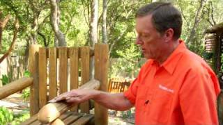Lawn Care : How To Revive Wooden Outdoor Furniture