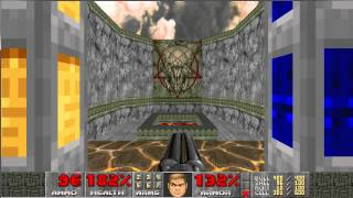 Doom 2: Hell On Earth UV-Speed in 23:03, 30uv2303 Speedrun