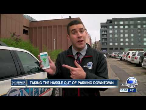 Taking The Hassle Out Of Parking In Downtown Denver