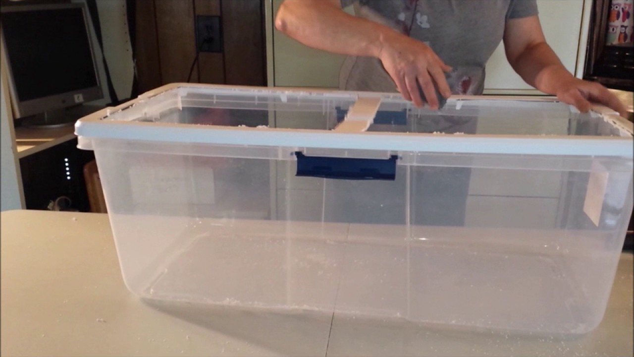 Building A Small Baby Animal Incubator Youtube