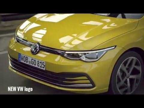 NEW 2020 VW GOLF 8 – Design, Interior.