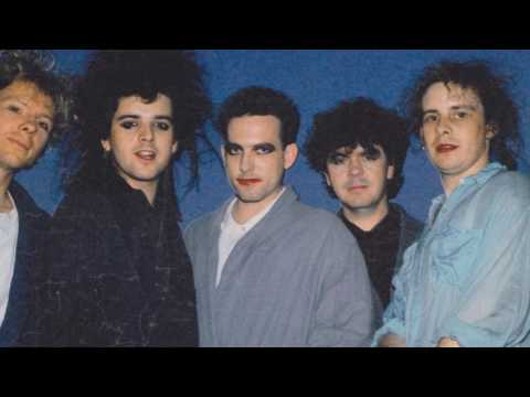 the cure kyoto song BBC Radio 1   Saturday Live session London, BBC Studio, UK, 6 07 85 subtitulada