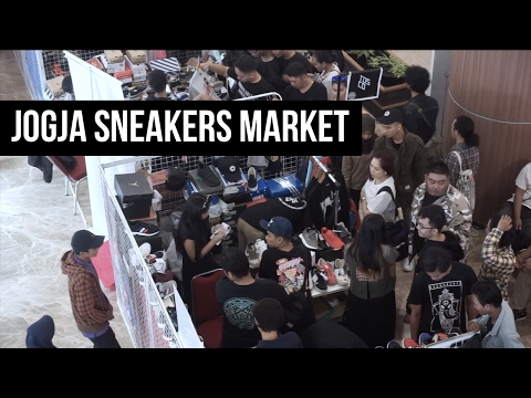THE SNKRS - JOGJA SNEAKERS MARKET