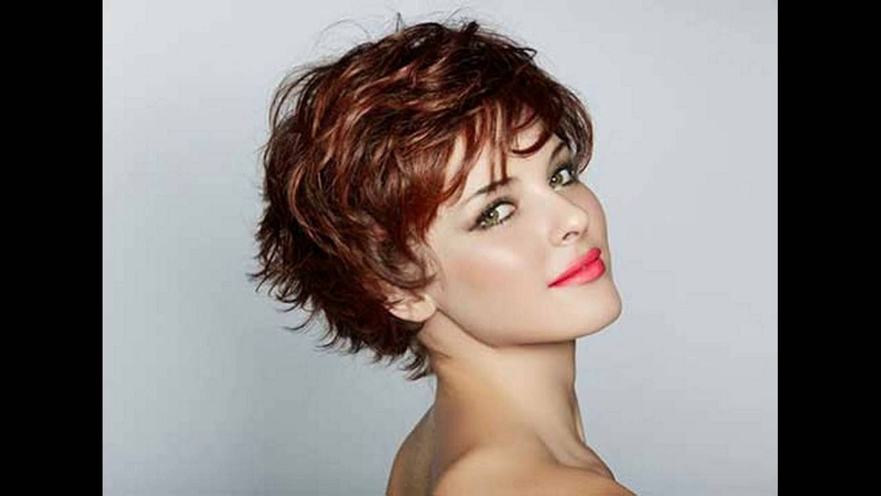 Short Layered Hair Cut Looks Women Stylish Youtube