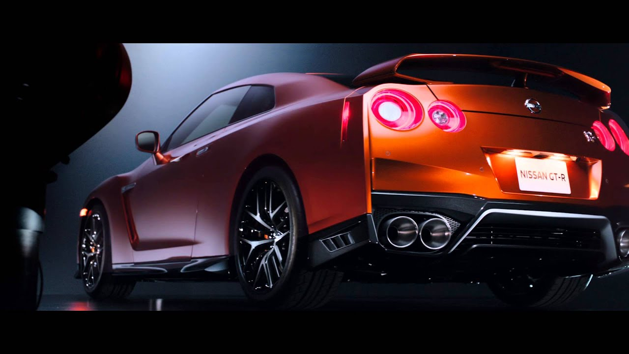 NISSAN GT R 2017 Nissans MY17 GT R Unveiled At